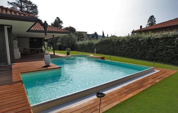 Piscine nelle province di velletri roma latina frosinone for Amenajari piscine
